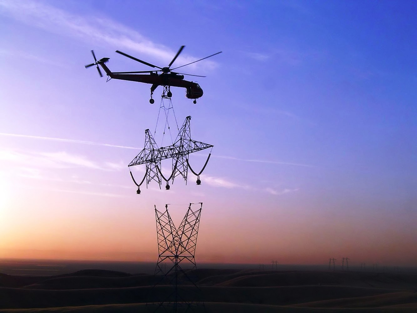 Rent Helicopters Rent Air Crane Helicopters For Heavy