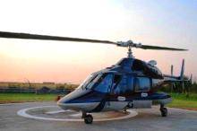 Rent a helicopter for corporate transfers